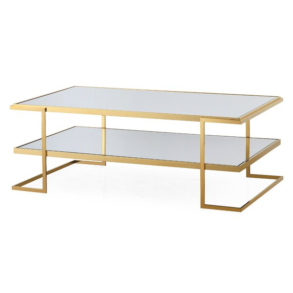 Sophia Coffee Table By Everly Quinn