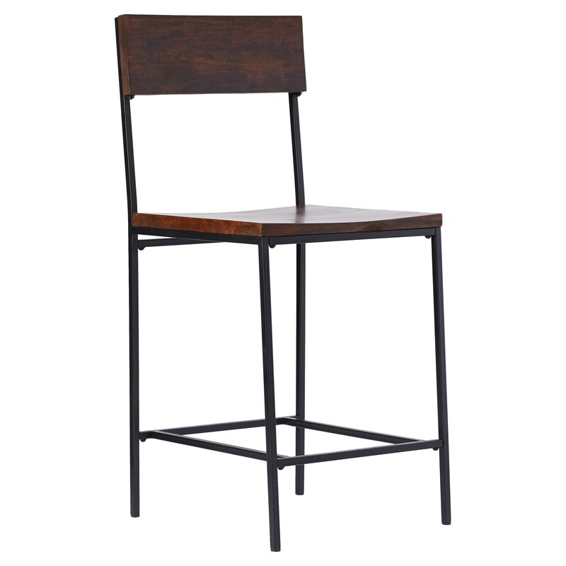 Mercury Row Xenia 24 Quot Bar Stool Amp Reviews Wayfair Ca