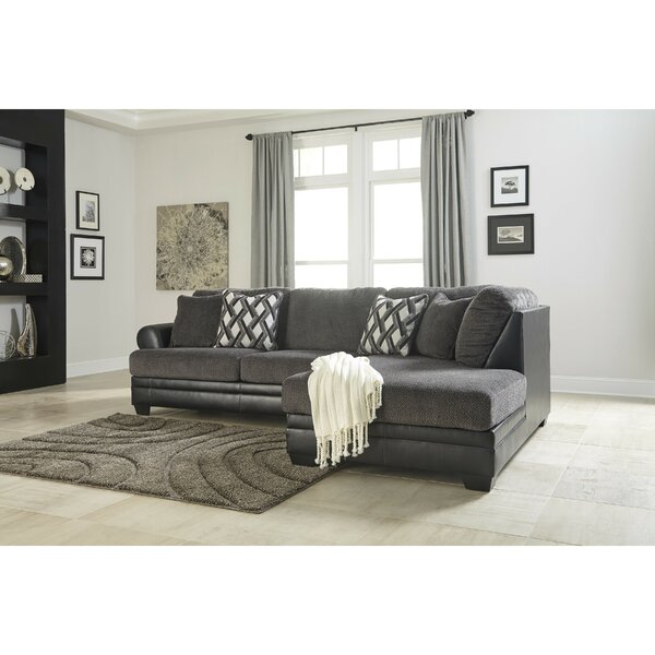 Thaler Sectional by Winston Porter