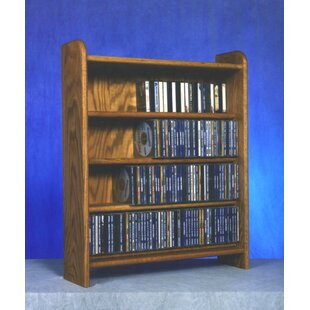 400 Series 220 CD Multimedia Storage Rack Wood Shed Looking for