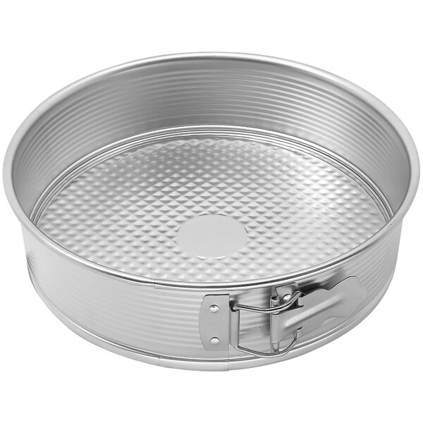 Zenker Bakeware by Frieling 11 Tin-Plated Steel Springform Pan by Frieling