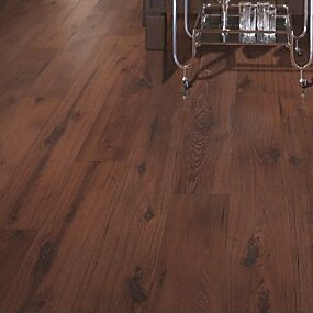Copeland 8 x 47 x 7.87mm Hickory Laminate Flooring in Brown by Mohawk Flooring