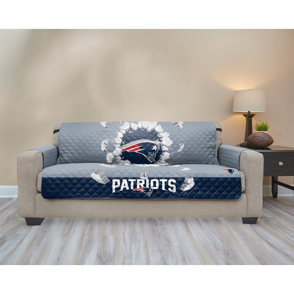 NFL Sofa Slipcover by Pegasus Sports