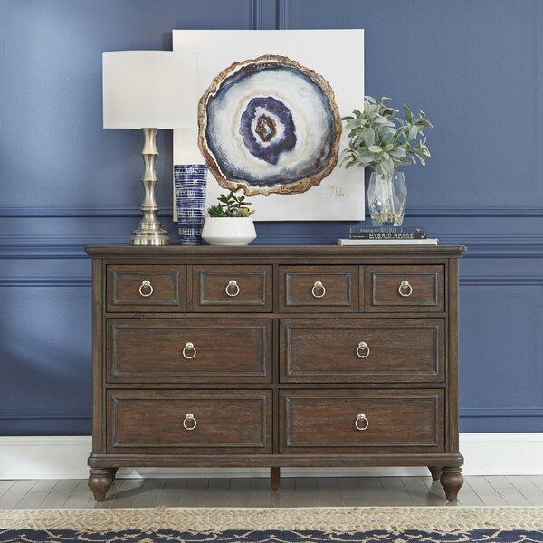 Caitlynn 6 Drawer Double Dresser by Longshore Tides