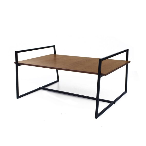 Valora Coffee Table by Union Rustic