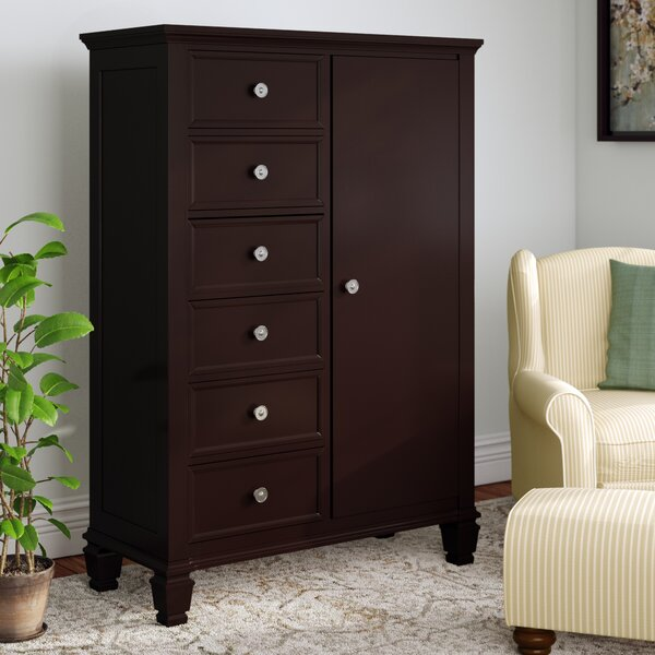 Magness 8 Drawer Gentlemans Chest by Three Posts Teen