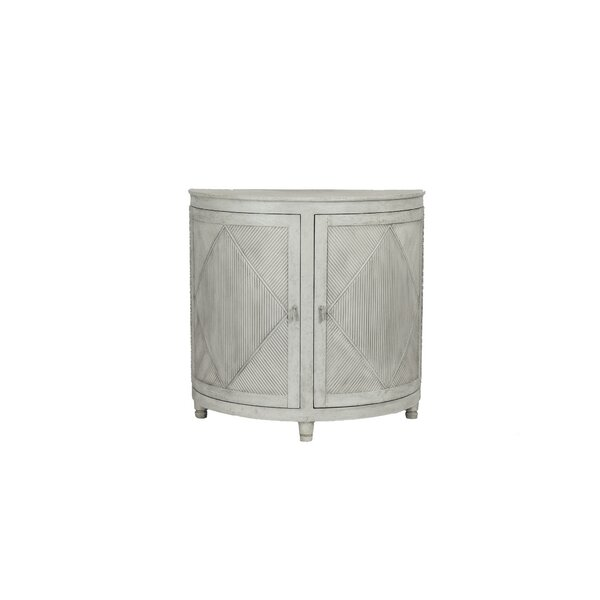 Chelsea Demilune Accent Cabinet by Gabby Gabby