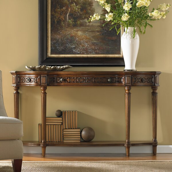Hooker Furniture Brown Console Tables