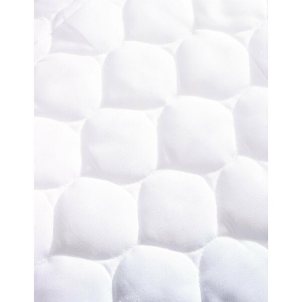 Waterproof Quilted Mini Crib Mattress Pad by American Baby Company