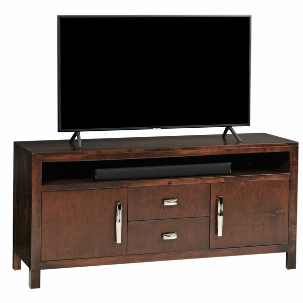 Montclair Solid Wood TV Stand for TVs up to 70