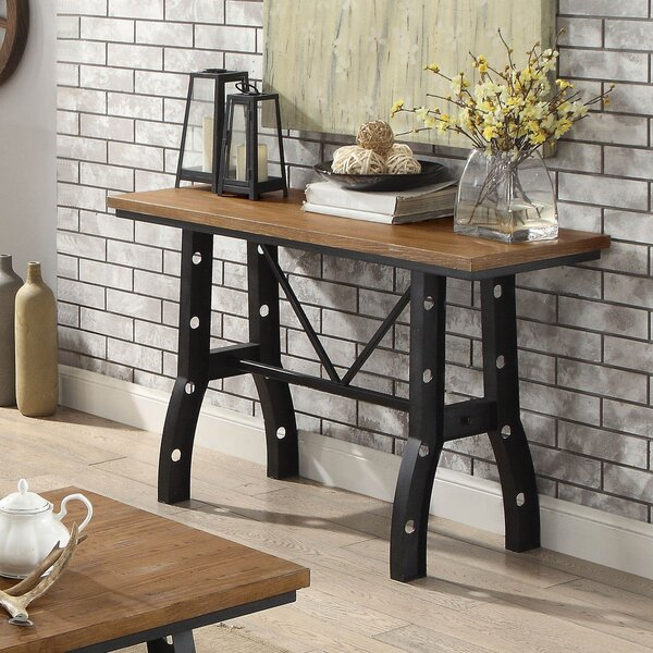 Hardesty Console Table by Williston Forge