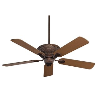 Buy clear 52 Maddison 5-Blade Ceiling Fan By Astoria Grand
