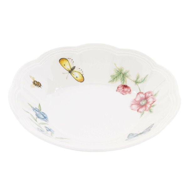Butterfly Meadow 11 oz. Bowl (Set of 4) by Lenox