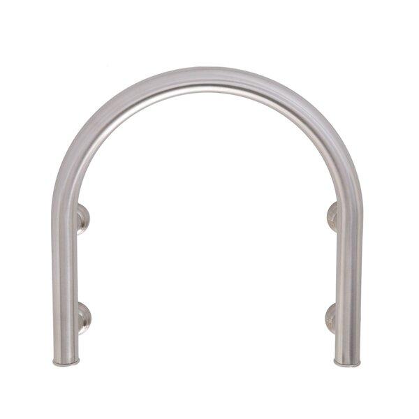 U Shaped Shower Faucet Bar by ARISTA