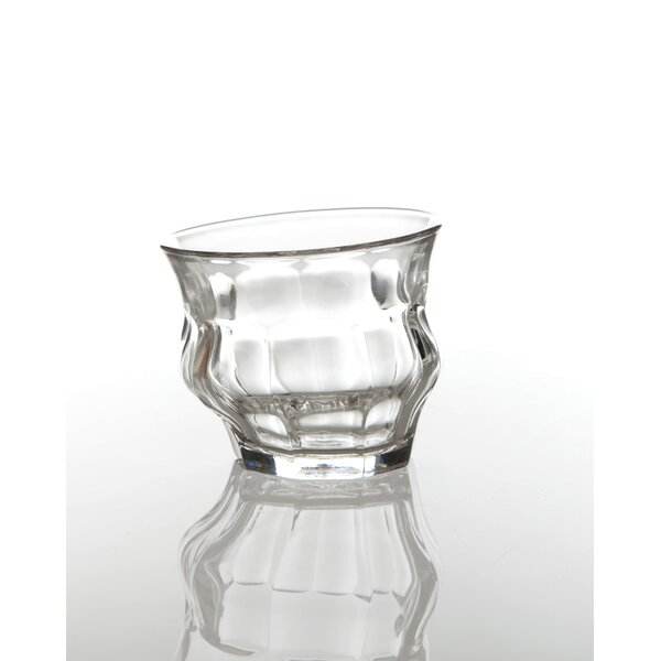 Tipsy 8.5 oz. Water Glass (Set of 2) by Loris & Livia