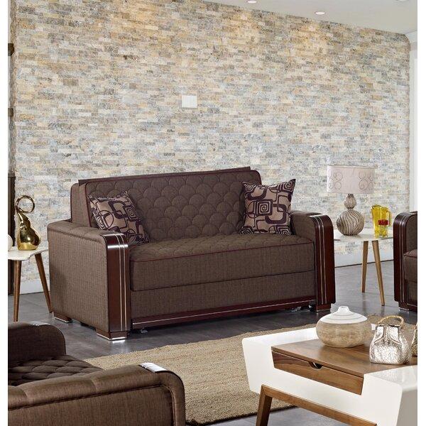 Hali Sleeper Sofa by Winston Porter Winston Porter