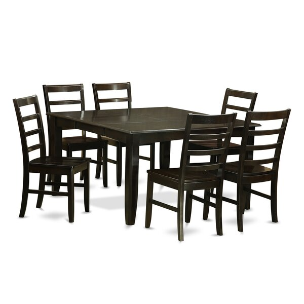 Krull 7 Piece Dining Set by Red Barrel Studio