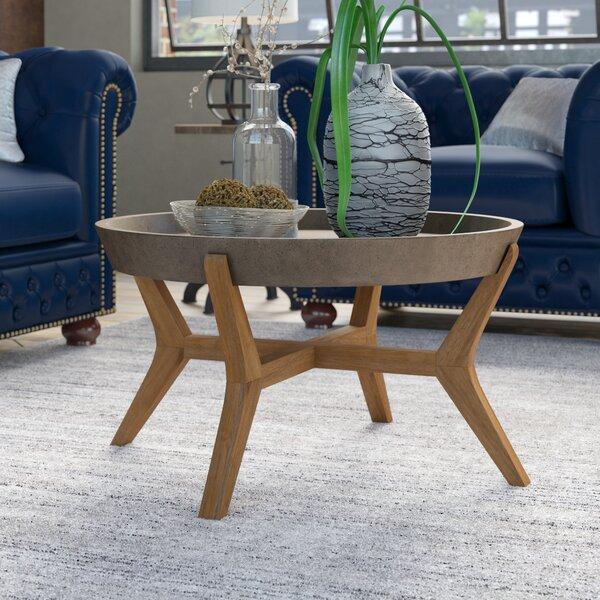 Dorotha Coffee Table by Trent Austin Design