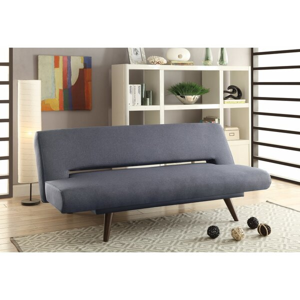 Ducan Mid Century Modern Convertible Sofa by George Oliver