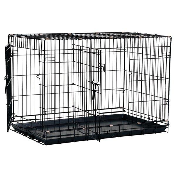 Great Crate 2 Door Dog Crate by Petmate