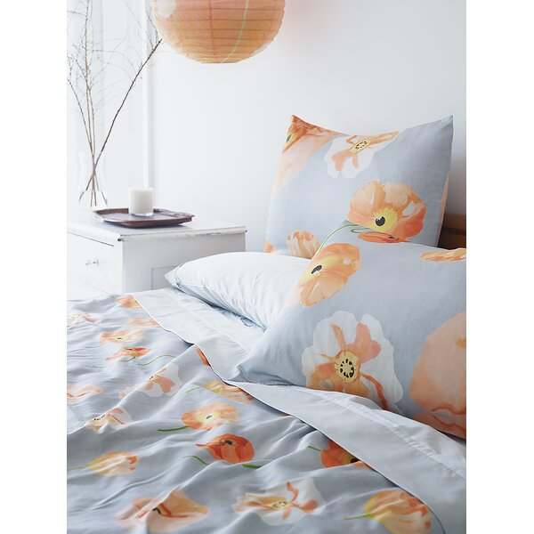 Poppies Single Duvet Cover