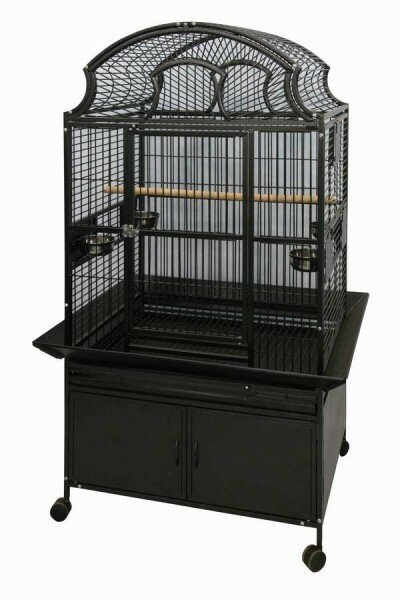 Large Fan Top Bird Cage by A&E Cage Co.