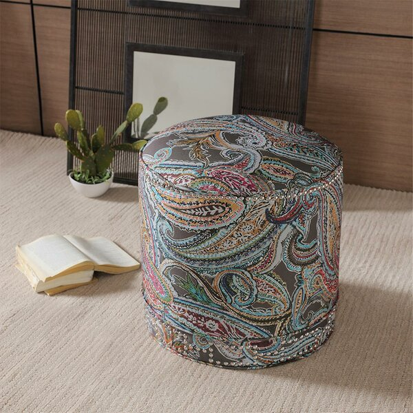 Jamir Pouf by Bungalow Rose