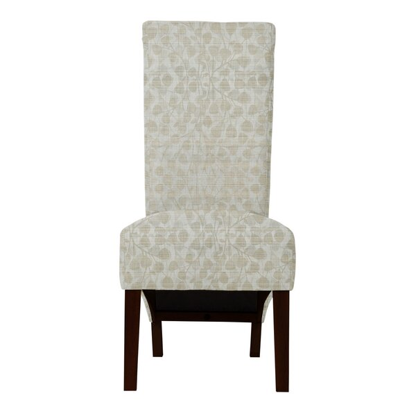 Ramon Beige Parsons Chair (Set of 2) by Langley Street