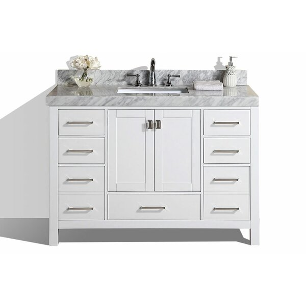 Laub 61 Single Modern Bathroom Vanity Set by House of Hampton