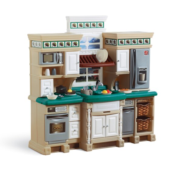 LifeStyle Deluxe Kitchen Set by Step2
