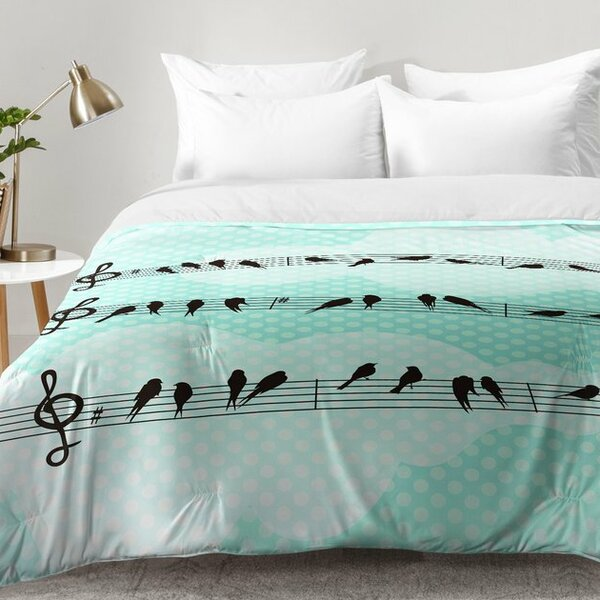 Musical Nature Comforter Set