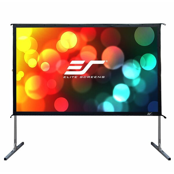 YardMaster2 White Portable Projection Screen by Elite Screens
