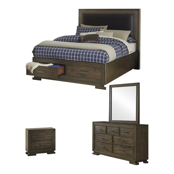 Shorehamby Platform Configurable Bedroom Set by Charlton Home