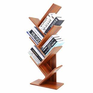 Tewksbury 3 Tier Shelf Display Ladder Bookcase