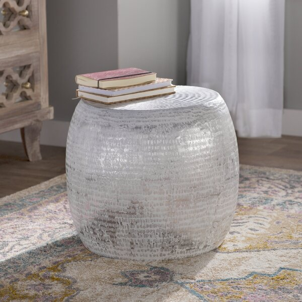 Montezuma End Table by Bungalow Rose