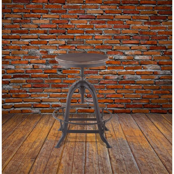 Bowerman Metal Accent Stool By 17 Stories
