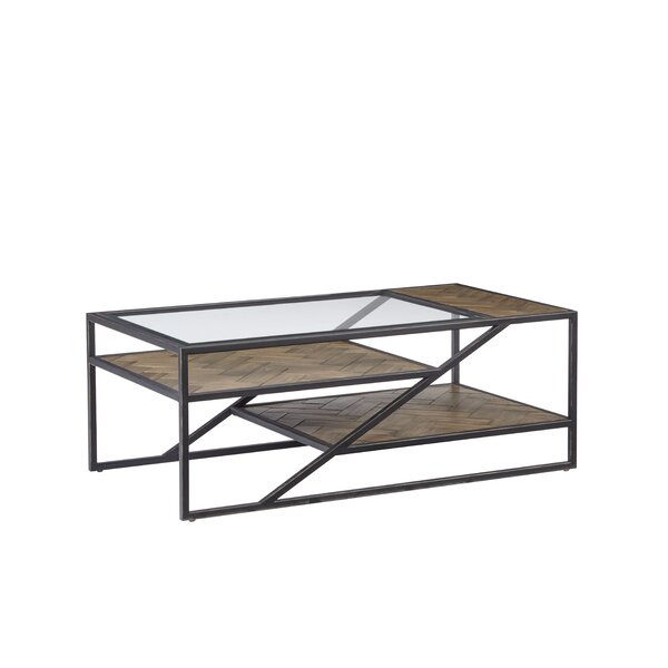 Stetson Coffee Table by 17 Stories