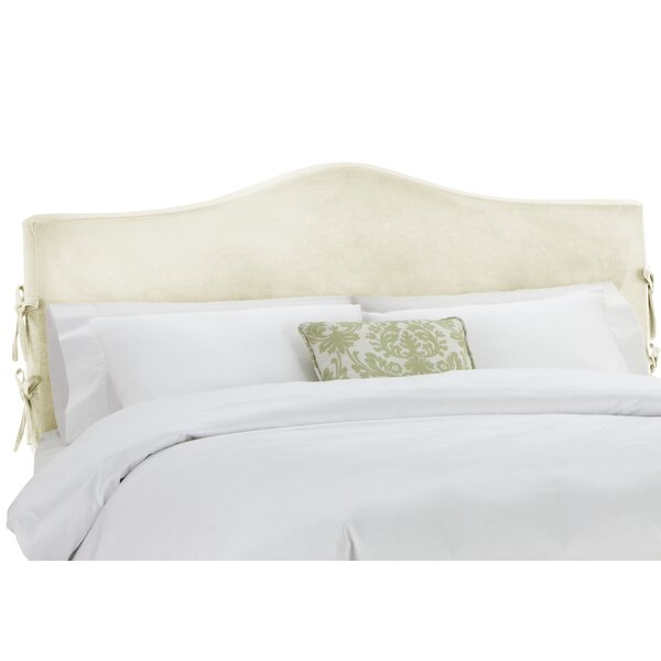 Anis Slipcover Upholstered Panel Headboard by Lark Manor