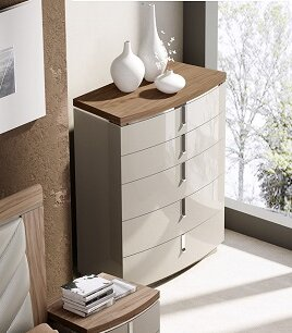Canonsburg 5 Drawer Chest by Wade Logan