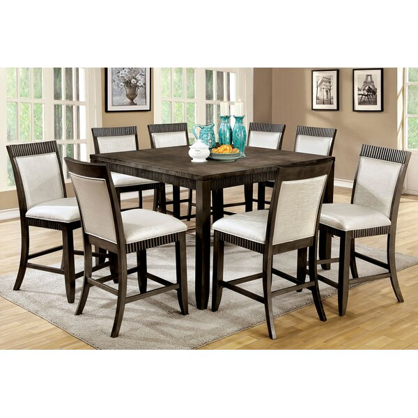 West Harptree Counter Height Dining Table by Darby Home Co