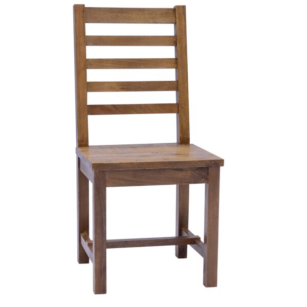 Polk Solid Wood Dining Chair (Set of 2) by Gracie Oaks Gracie Oaks