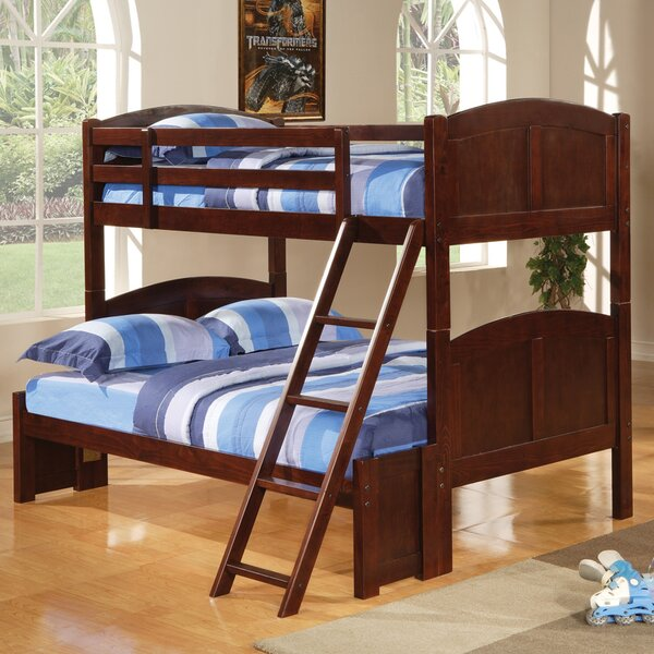 Oberon Twin over Full Bunk Bed by Wildon Home®