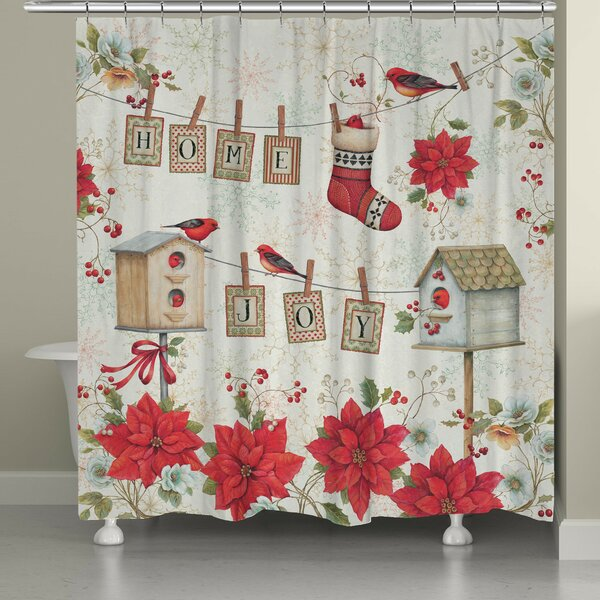 Shower Curtain by The Holiday Aisle