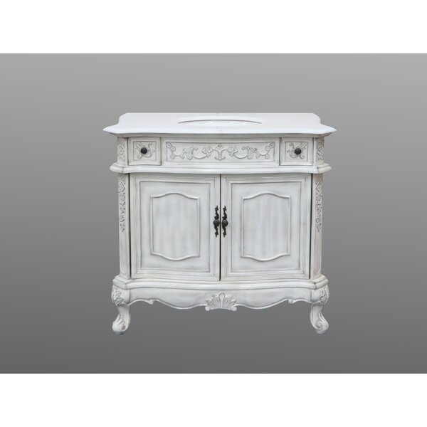 Vannesa 36 Single Bathroom Vanity Set by Ophelia & Co.