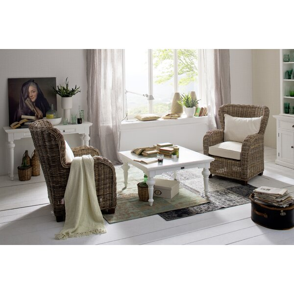 Winthrop 2 Piece Coffee Table Set by Rosecliff Heights