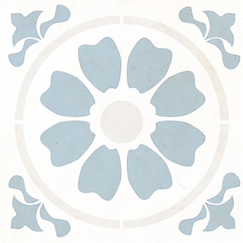 """Kenzzi 8"""" x 8"""" Porcelain Field Tile"""