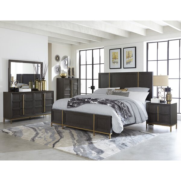 Anstett Panel Configurable Bedroom Set by Mercer41