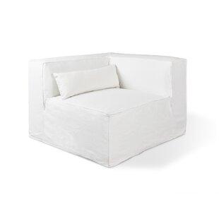 Mix Modular Box Cushion Sofa Slipcover