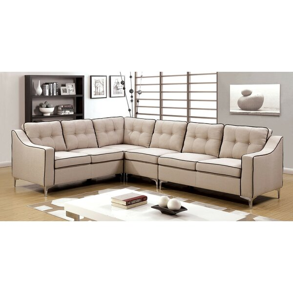 Dorton Sectional by Ivy Bronx