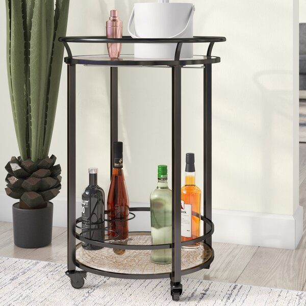 Bandon Bar Cart By Trent Austin Design